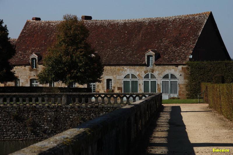 Château de Carrouges 4/4 dans Normandie