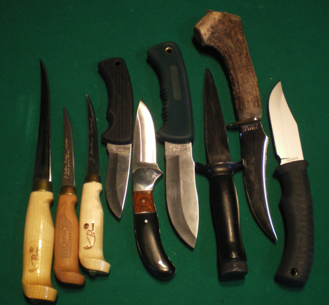 Bug Out Knife : Show your bug out survival knife page hipoint