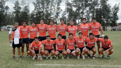 M18 Tucumán Campeón Argentino Juvenil 2013