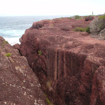 Red cliffs (105424)