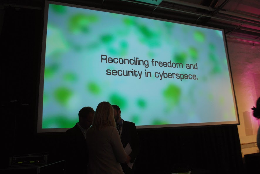 Reconciling freedom and security in cyberspace