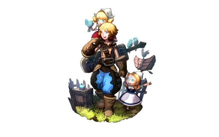Tạo hình nhân vật trong Dragon Nest - Ảnh 10