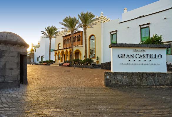 Dream Hotel Gran Castillo 5*