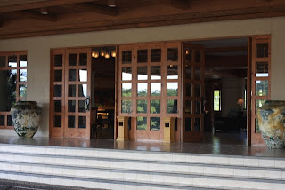 Entrance of the Suites at Camp John Hay