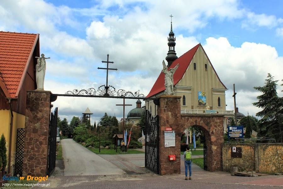 Sanktuarium Maryjne Kałków Godów