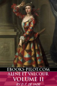 Cover of Aline Et Valcour Tome Ii