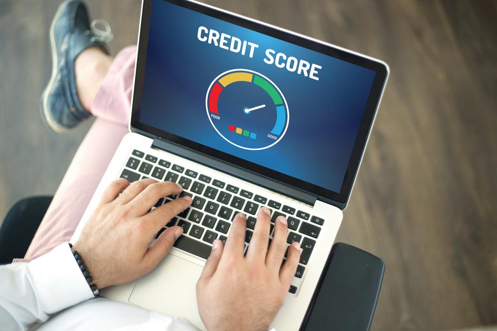 điểm tín dụng thấp khi bị vỡ nợ