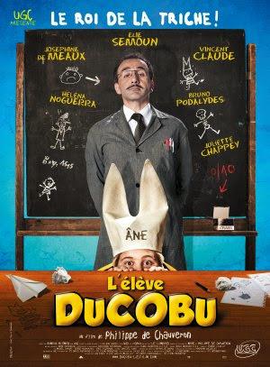 Filme Poster O Aluno Ducobu DVDRip XviD Dual Audio & RMVB Dublado
