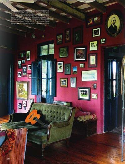 En mi espacio vital muebles recuperados y decoraci n for Decoracion de salones vintage