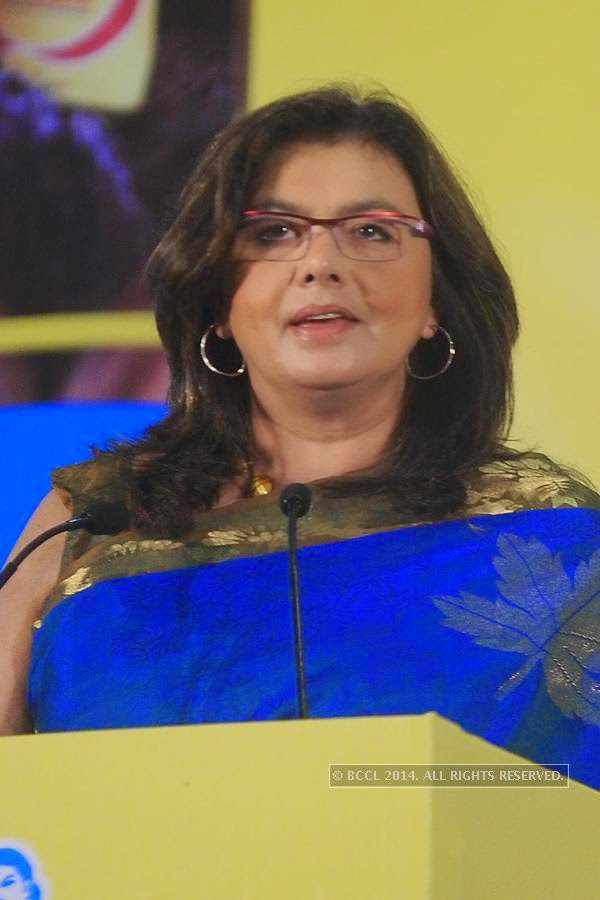 Dr. Nata Menabde, WHO representative, India, during the UNICEF event.