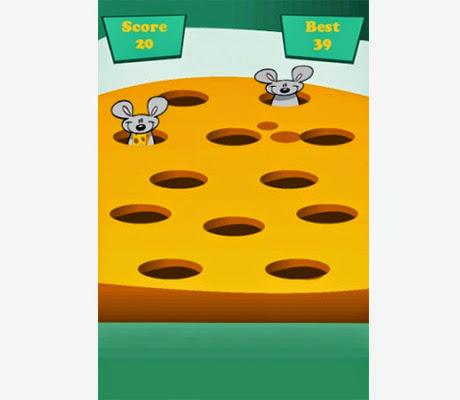 Beat Mouse v1.1.0 Apk Trò chơi đập chuột hay cho Android