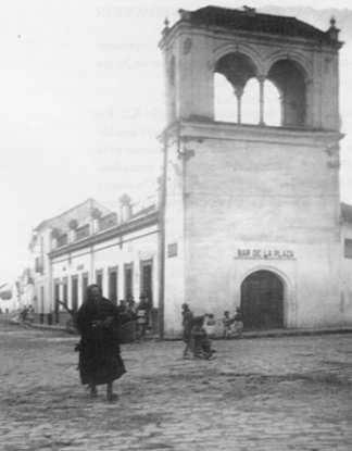 Torre Lanero en 1920
