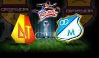 Tolima Millonarios online vivo clasico Colombiano 5 Dic
