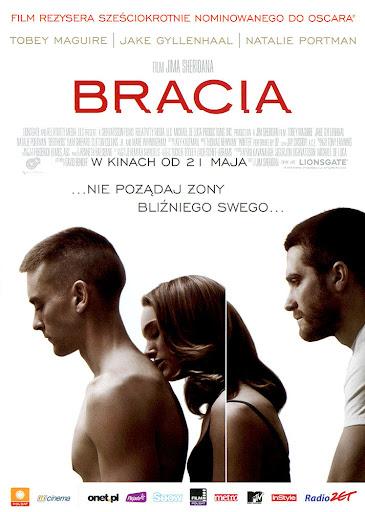 Przód ulotki filmu 'Bracia'