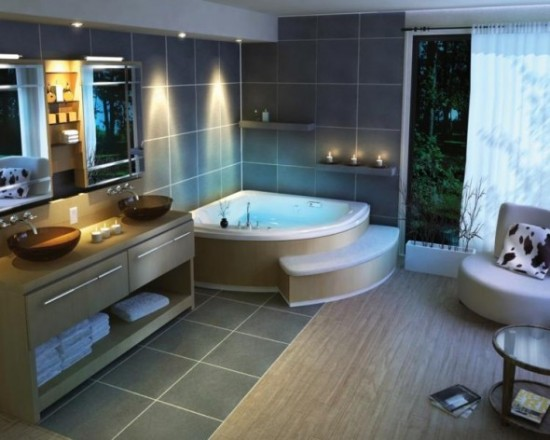 ... images News Stories in images: Unique Bathroom Decorating in 2011