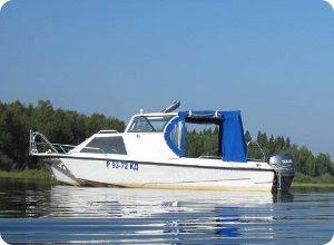 Надзор за водным транспортом