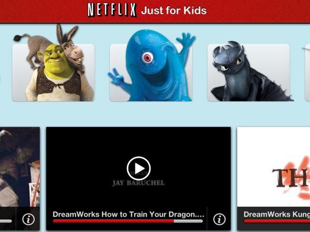 dreamworks netflix
