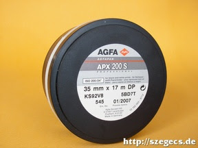 AGFA APX200S