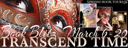 Transcendent Time Series book blitz