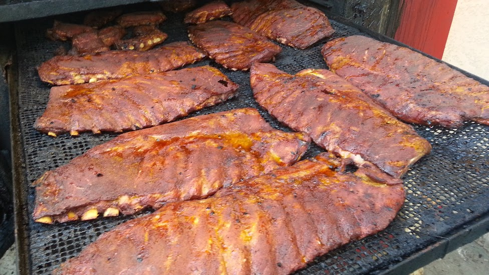 Beautiful BBQ Ribs - Bigmista's Barbecue BBQ Caterer in Los Angeles. Catering for all occasions.