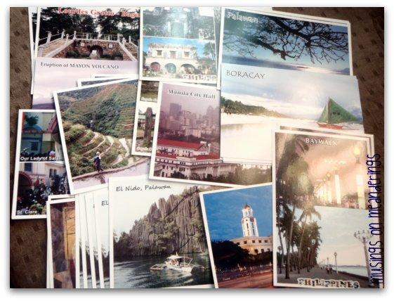 postcards, postcrossing,