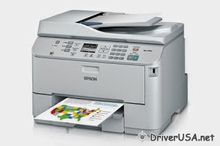 download Epson Workforce Pro WP-4533 printer's driver
