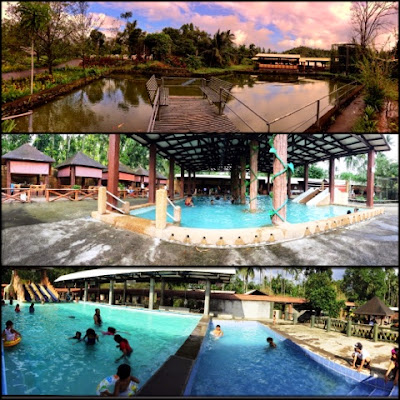 Mainit Hot Springs