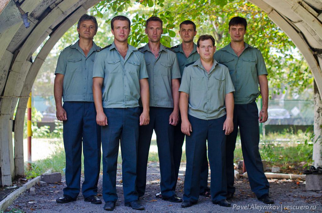 Команда 6 ВГСО