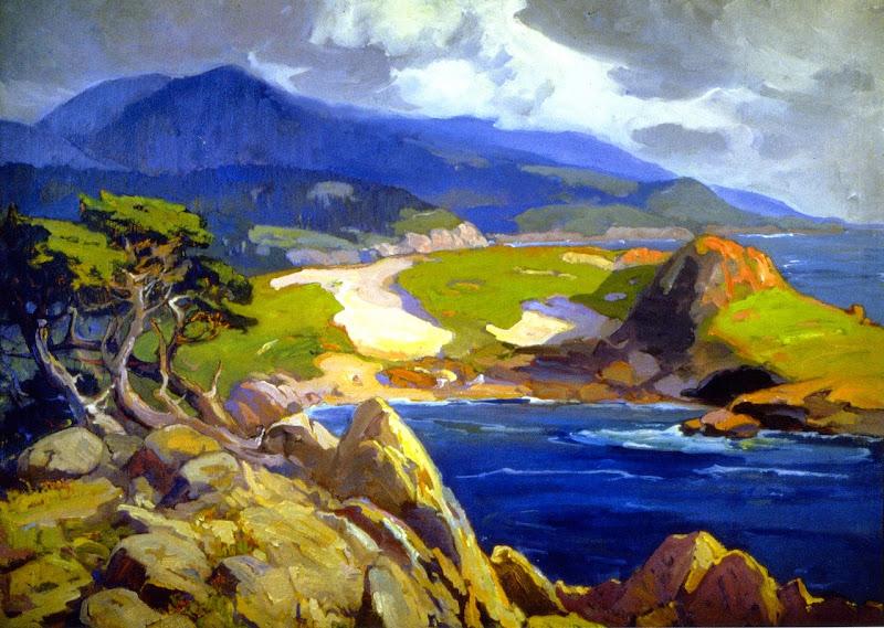 Franz Bischoff - Cypress Point.