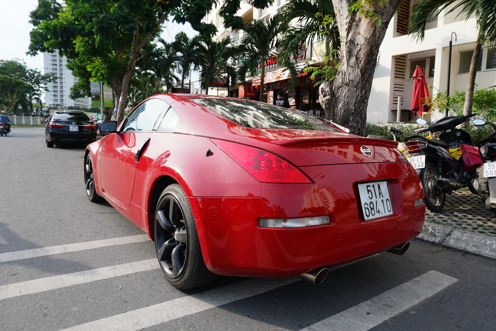 Hàng hiếm Nissan 350Z