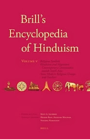 [Jacobsen: Brill's Encyclopedia of Hinduism 5, 2013]