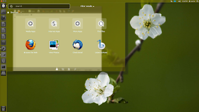 Ubuntu 11.10 Oneiric Ocelot screenshot