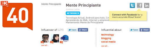 herramientas community manager klout