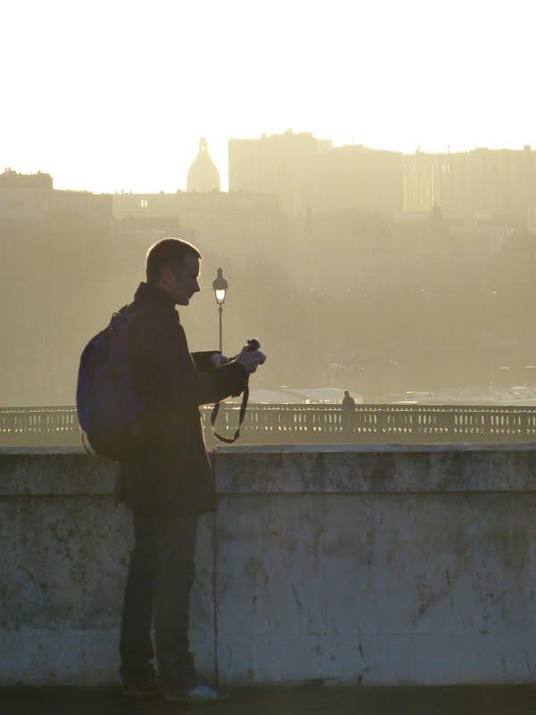 LES PHOTOS: lever de soleil sur la Seine P1080798