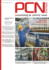Free subscription to Processing & Control News Europe magazine