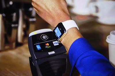 Apple Pay蘋果NFC行動支付簡介 http://www.bonny.com.tw/2014/12/apple-pay-nfc.html