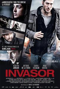 Kẻ Xâm Lược - Invasor poster