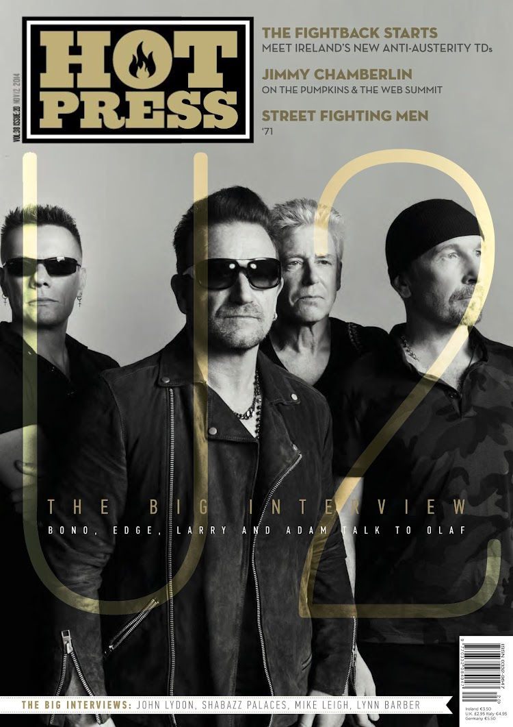 U2 - The Big interview - Hot Press
