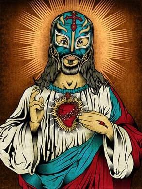 Jesucristo luchador