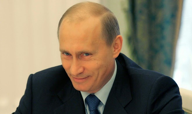 Vlagyimir Vlagyimirovics Putyin