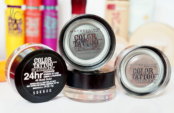 Testei: Maybelline Color Tattoo 24HR