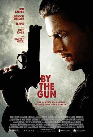 Filme Poster By The Gun HDRip XviD & RMVB Legendado