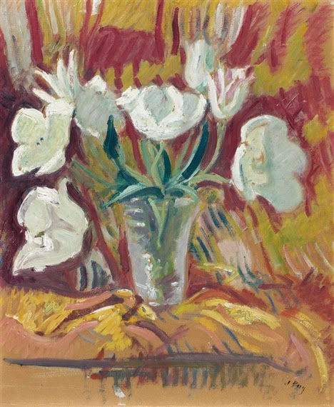 Jean Puy - Bouquet de tulipes