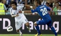 Goles Getafe Real madird 26_Agosto