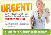 Lowongan Kerja Penerjemah
