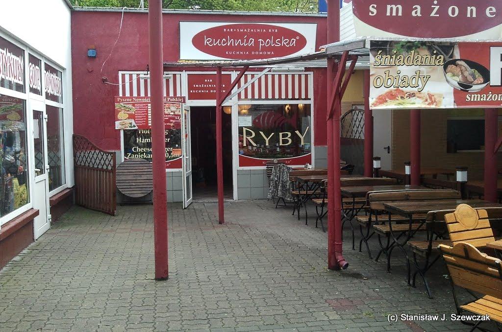 Bar Kuchnia Polska 2540 Ul Kościuszki 2 Mielno