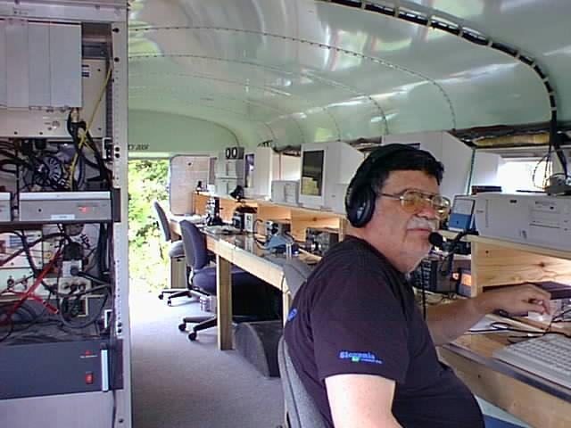 Gene W3ZZ June VHF 2002