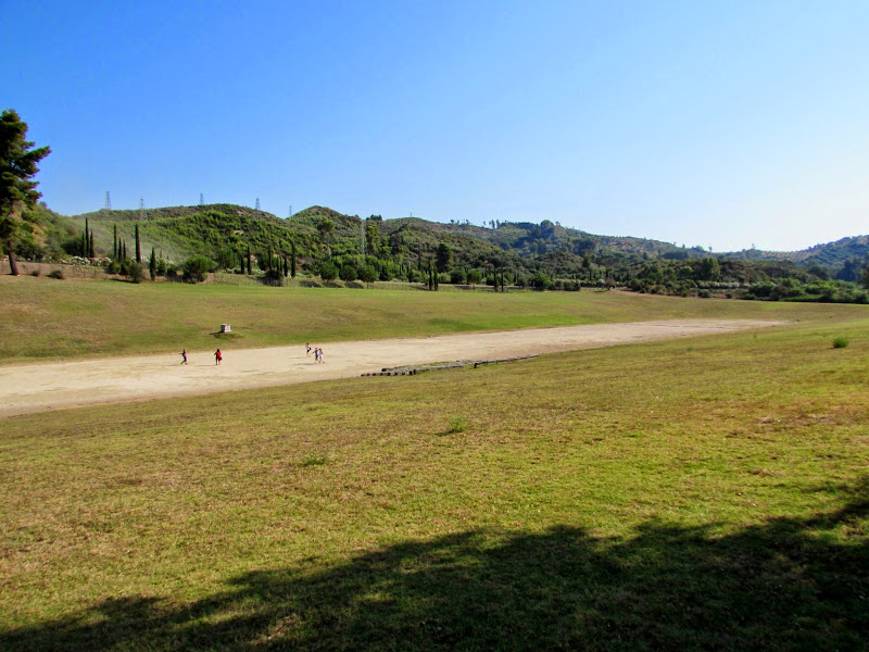 Sito archeologico di Olympia