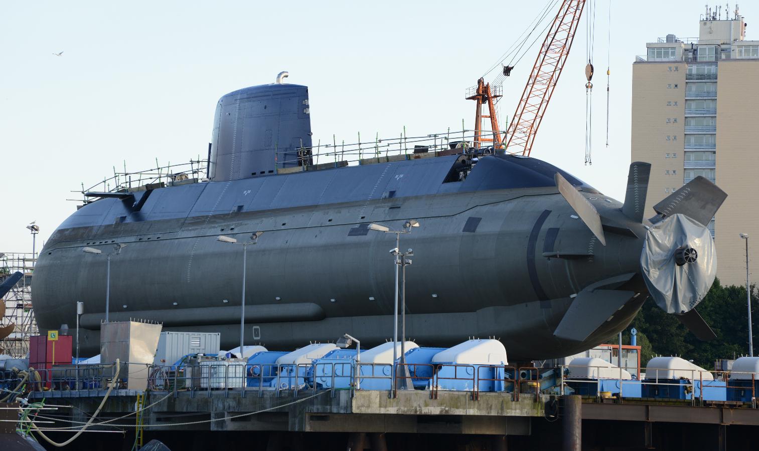 Resultado de imagen de tres submarinos Dolphin a Alemania