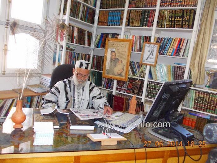 الشيخ محمد أحمد الخياطي حلقات حبة سكر وحديث : عن غزة